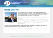 Changement de site web : jacques-thoreau-technologies.fr